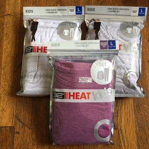 32 Degrees Heat Kids Set - Large (12/14)